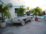 Mosaic car, Key West