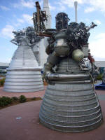 F-1 and J-2 engines (Saturn rockets)