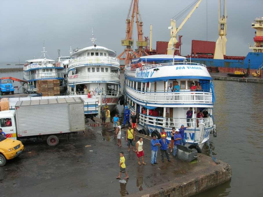Hondas For Sale >> Amazon River to Manaus